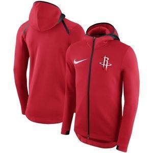 Houston Rockets Therma Flex Full-zip Hoodie